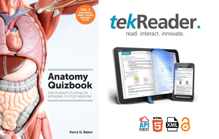 tekReader Anatomy Quiz